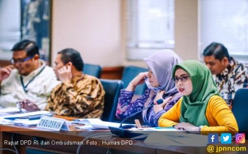 DPD RI dan Ombudsman Bahas RUU Partisipasi Masyarakat - JPNN.COM
