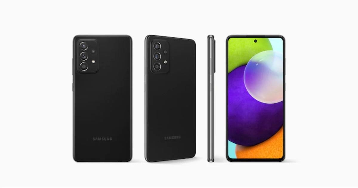 Tampilan dan Harga Samsung Galaxy F52 5G Mulai Terungkap