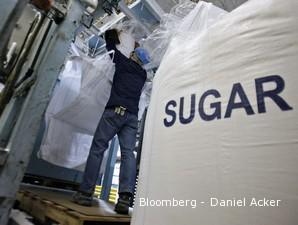 PTPN XI Baru Impor Gula 39% dari Kuota