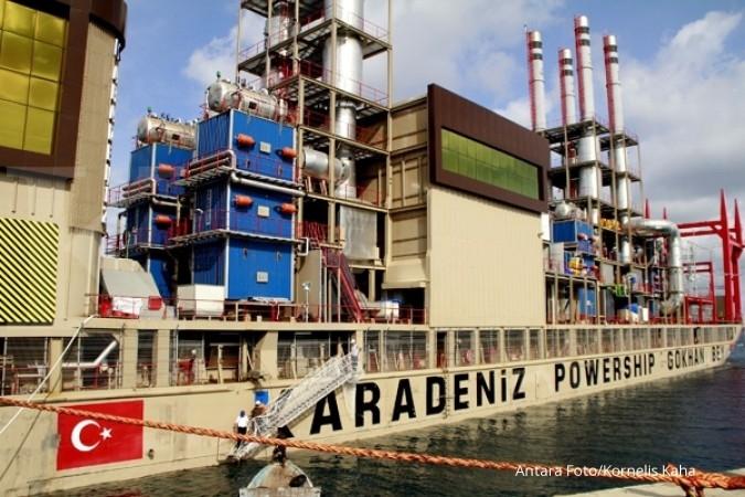 PLN datangkan kapal pembangkit listrik ke Ambon