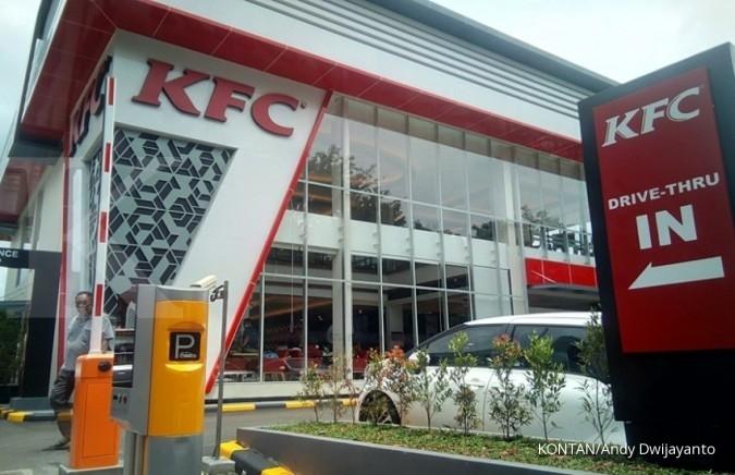 FAST Menambah Gerai KFC dan Buka Taco Bell