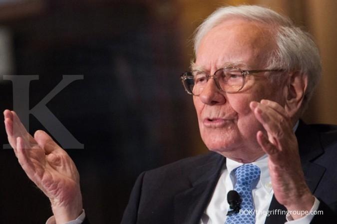 Investor Paling Legendaris di Dunia - Warren Buffett