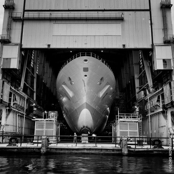 Kriegsschiffgeburtsort