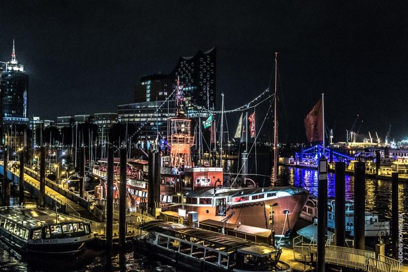 Kunst am Hafen