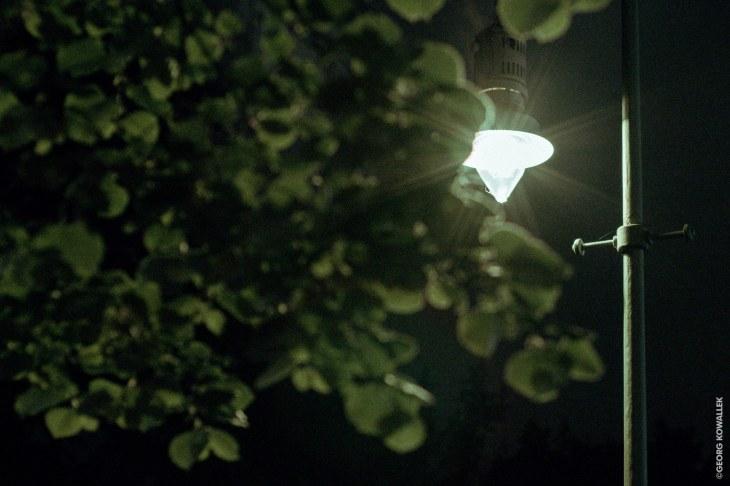 Nachtlicht, Berliner Art