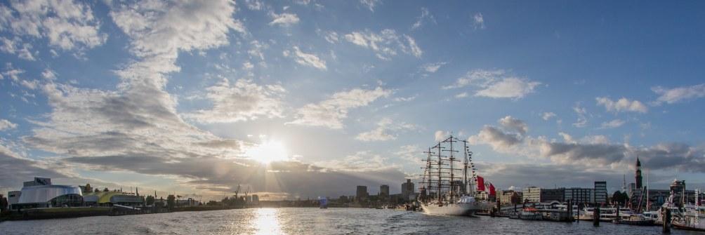 Hafen mit Union