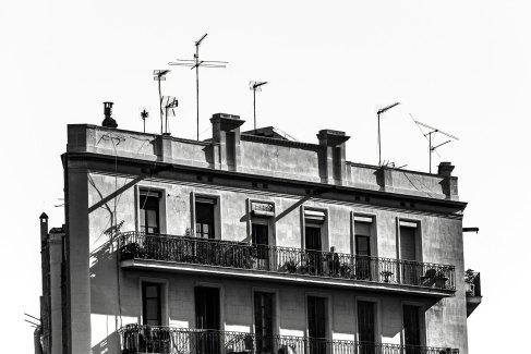 Barcelona Balkon