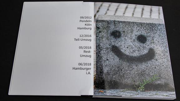 Fotobuchseite