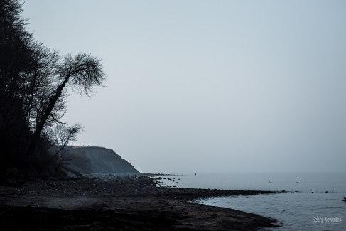 Ostsee im Nebel 15