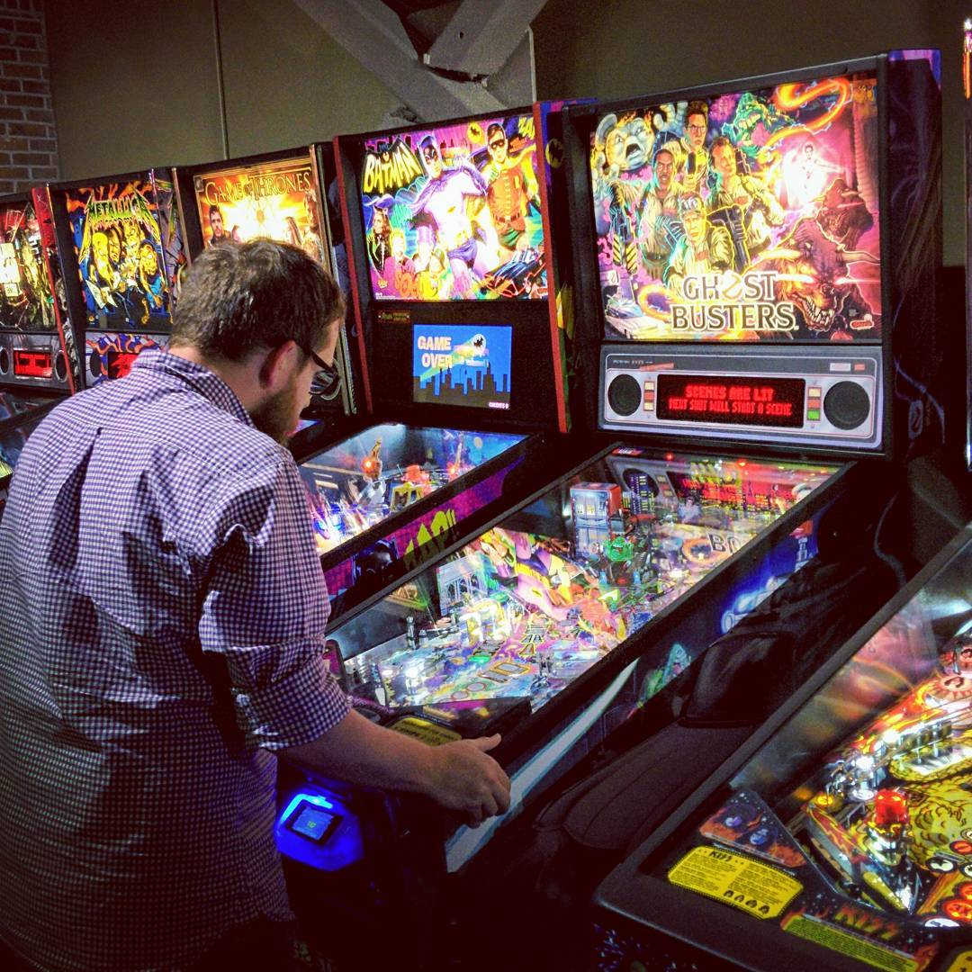 I haven't played pinball in years and years. And definitely not a table newer than the 1970s!