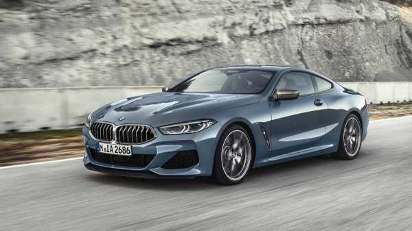 BMW Series 8