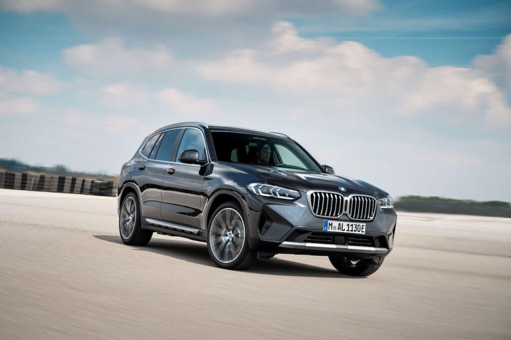 BMW X3 G01 LCI 26