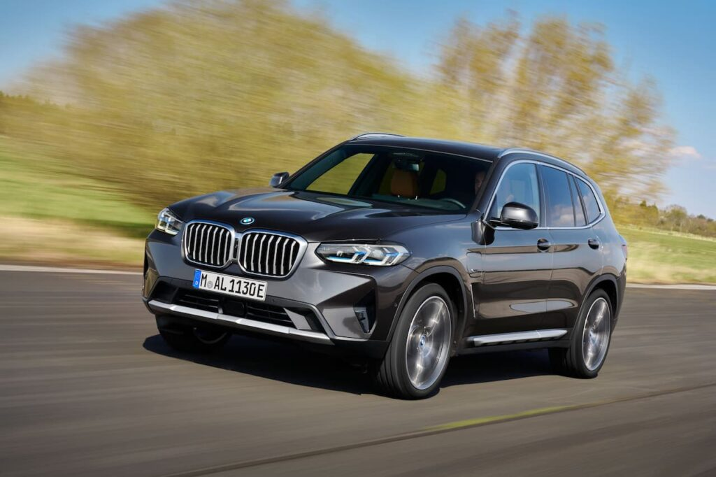 BMW X3 G01 LCI 31