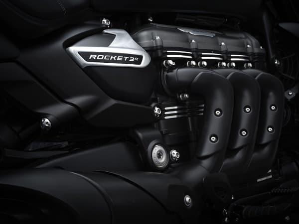 Triumph Rocket 3 R Black Limited Edition 8