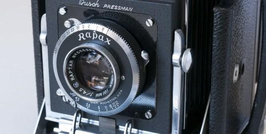 Product Photography: Busch Pressman