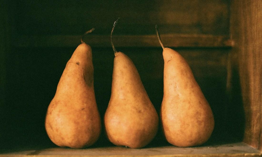 Still Life: Pears