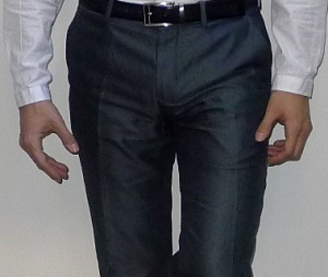 White Dress Shirt Black Leather Belt Dark Gray Suit Pants Black Dress Shoes