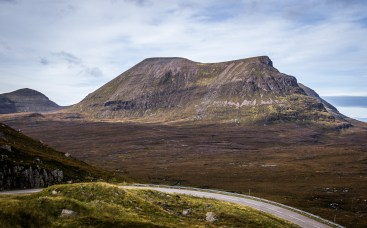 Assynt Hillside Roads Ⅲ