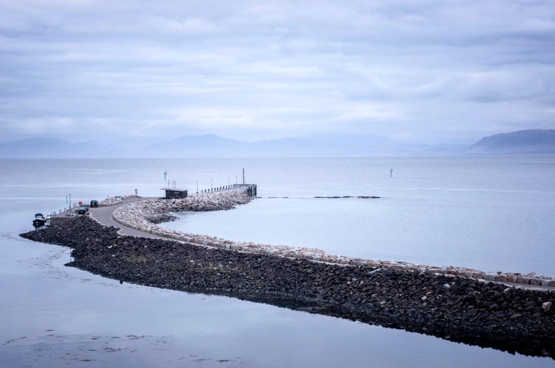 Eigg Pier
