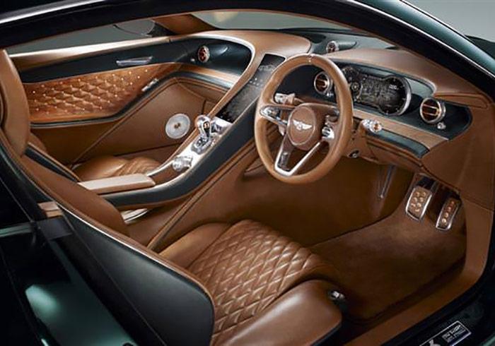 世界知名車商Bentley賓利,也用3D列印打造超級房車
