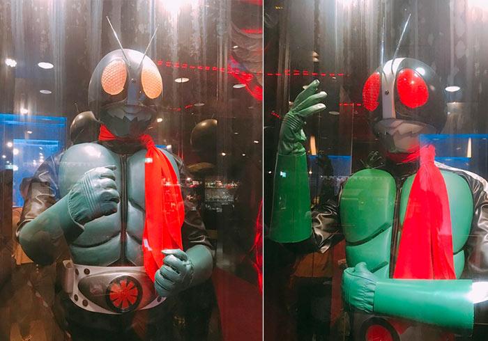 動漫迷必訪-日本池袋假面騎士主題餐廳