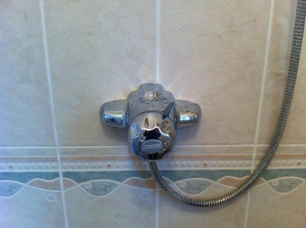 Repair dripping Hydramax shower  Plumbing job in
