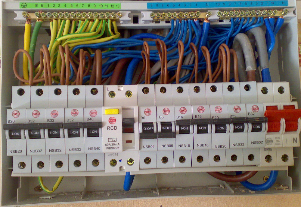 2 Way Lighting Wiring Diagram Uk 1st Fix Property Services 100 Feedback Electrician In