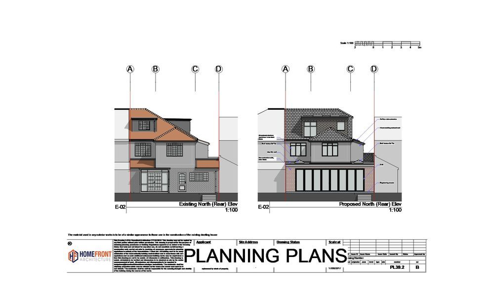 Homefront Architecture Ltd: 100% Feedback, Architectural