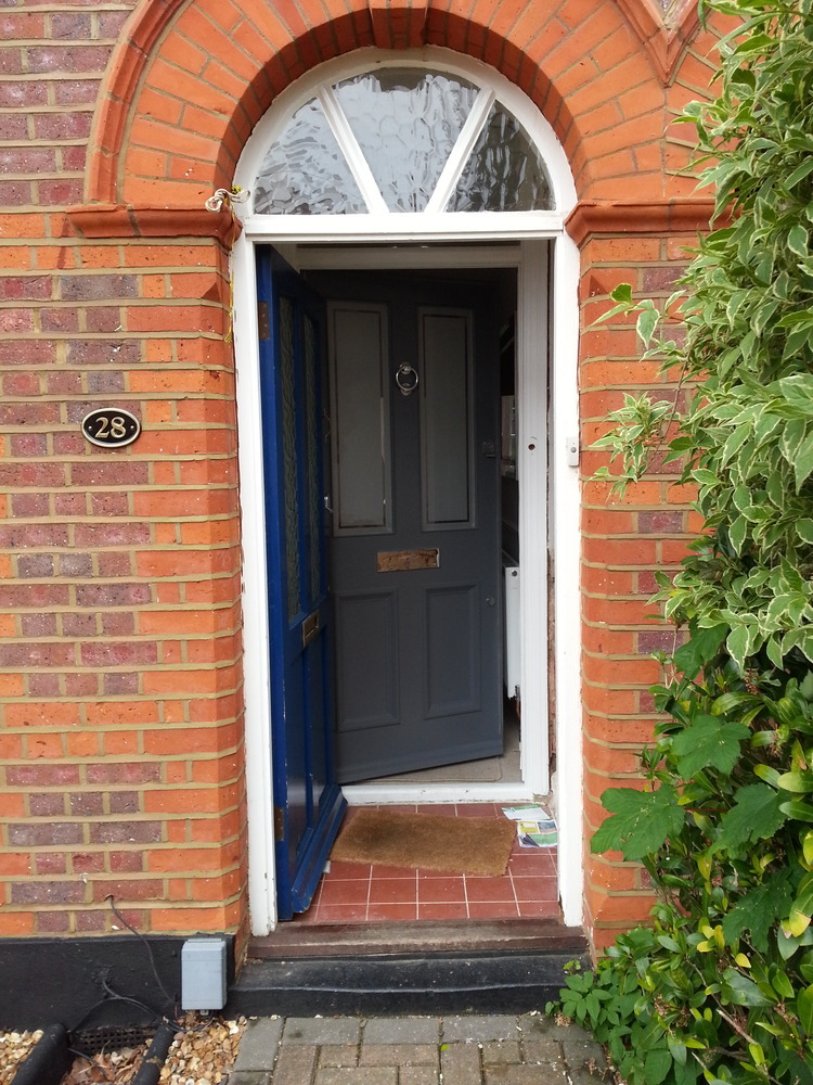 Restore a Victorian storm porch  Repointing job in Harpenden Hertfordshire  MyBuilder