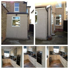 Small Kitchen Renovation Ada Sink House & Extension: 100% Feedback, Bathroom Fitter, ...