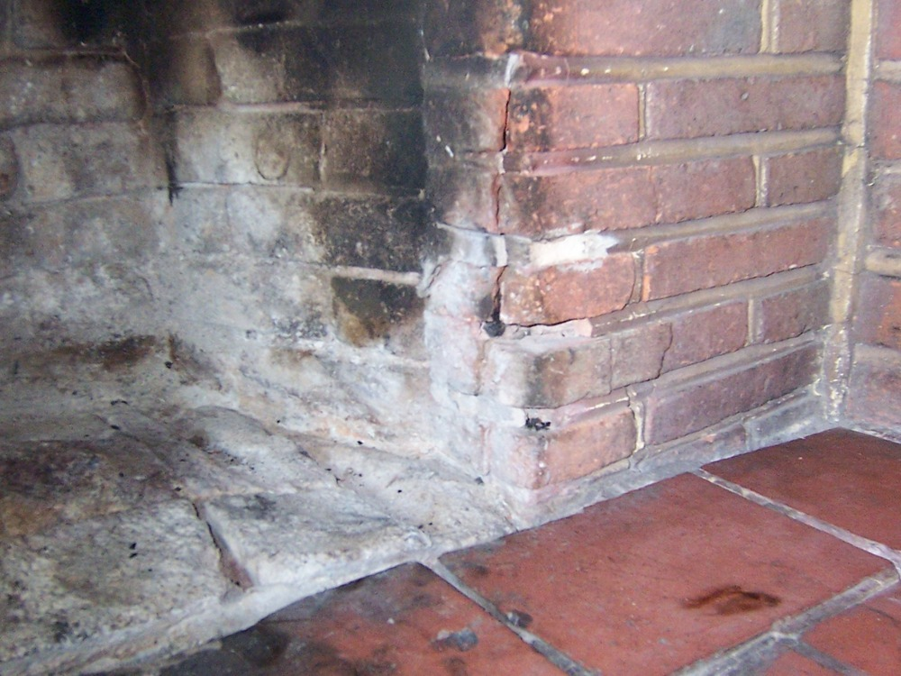 Repair of 1950s brick fireplace  Chimneys  Fireplaces job in Aberdeen Aberdeenshire  MyBuilder
