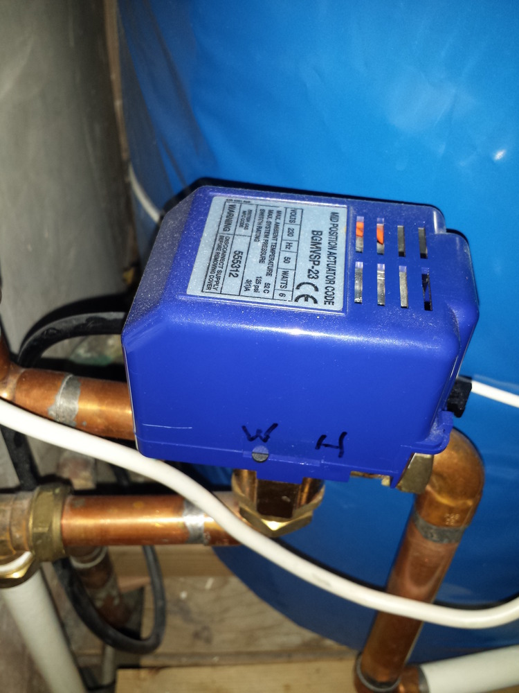 Supply and Fit Actuator and Valve  Plumbing job in High