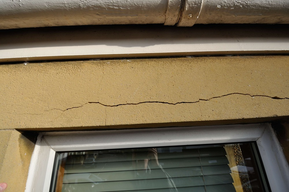 Repair  Replacement to lintel above window  Stonemasonry job in Edinburgh Midlothian  MyBuilder