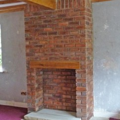 Concrete Kitchen Floor Sears Remodel Build Chimney Stack In Living Room On ...
