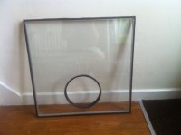 Cat flap in double glazed door? - Windows job in ...