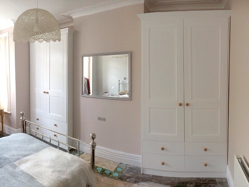 Wardrobe Doors For Alcove Carpentry Amp Joinery Job In