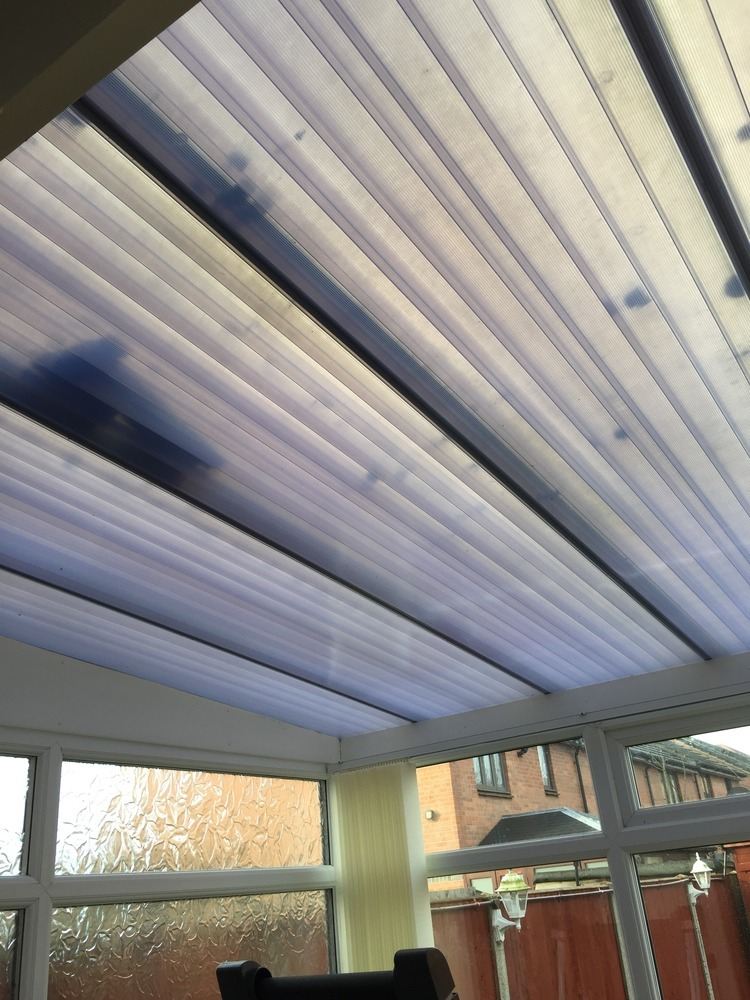 conservatories POLYCARBONATE ROOF Replacement  Conservatories job in Luton Bedfordshire