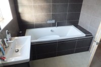 Bath Panel Tiled