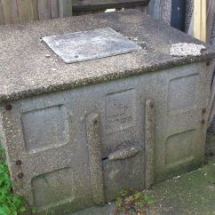 Kitchen Builder Island With Folding Leaf Removal Of Concrete Coal Bunker - Demolition & Clearing ...
