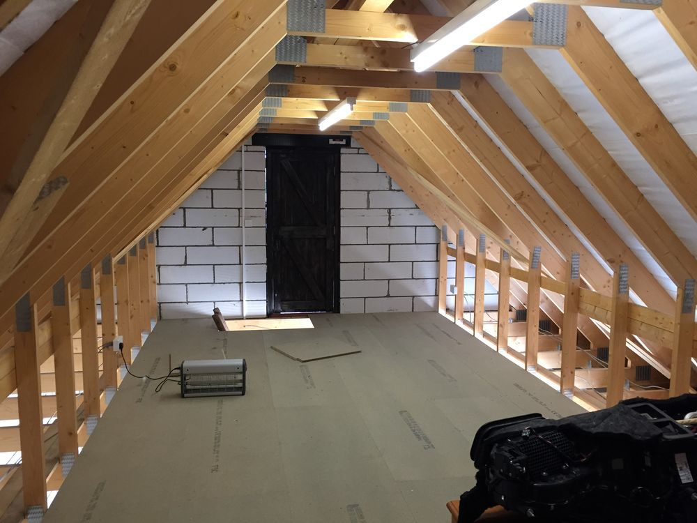Garage Attic Conversion Loft Conversions Job In