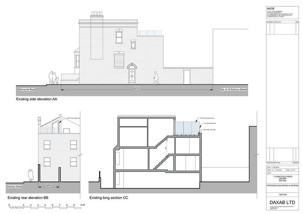 Daxab Ltd: 93% Feedback, Architectural Designer