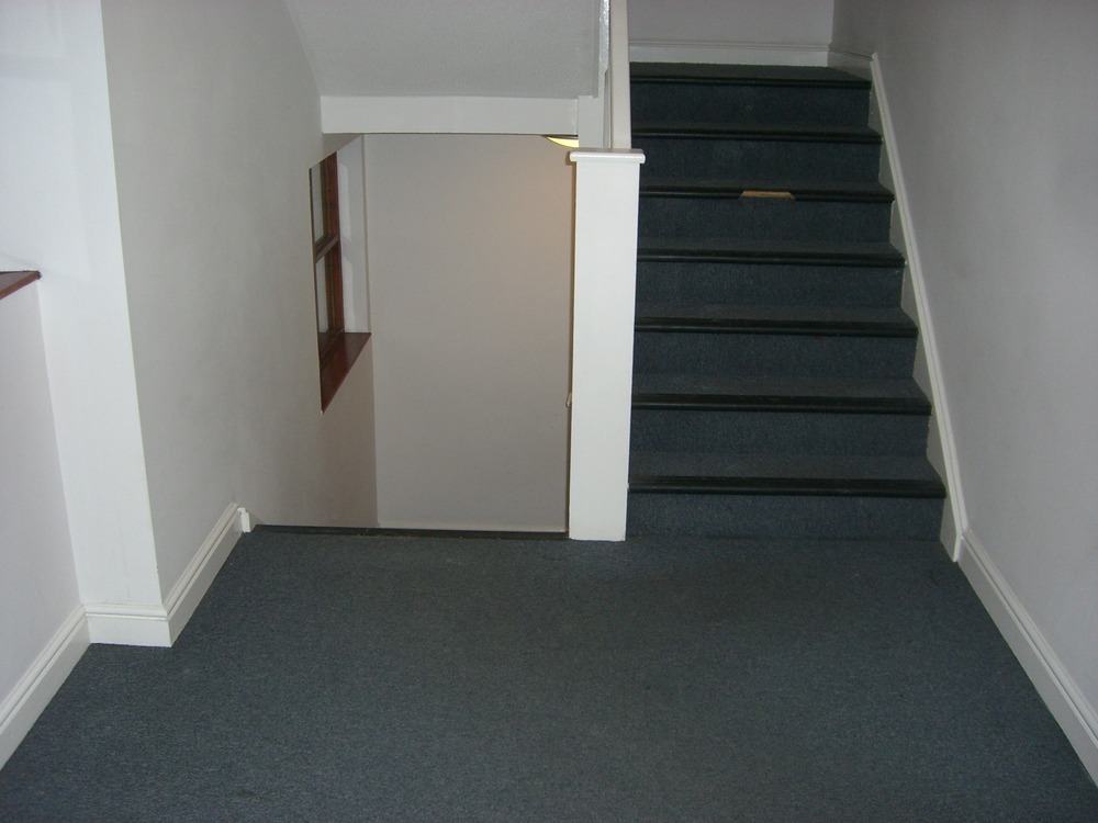 Flooring replacement to communal areas of flats  Hard