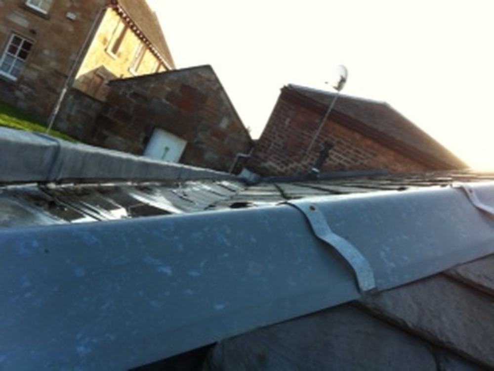 Fix flasing  cowl for extractor roof vent  Roofing Pitched job in Glasgow Lanarkshire