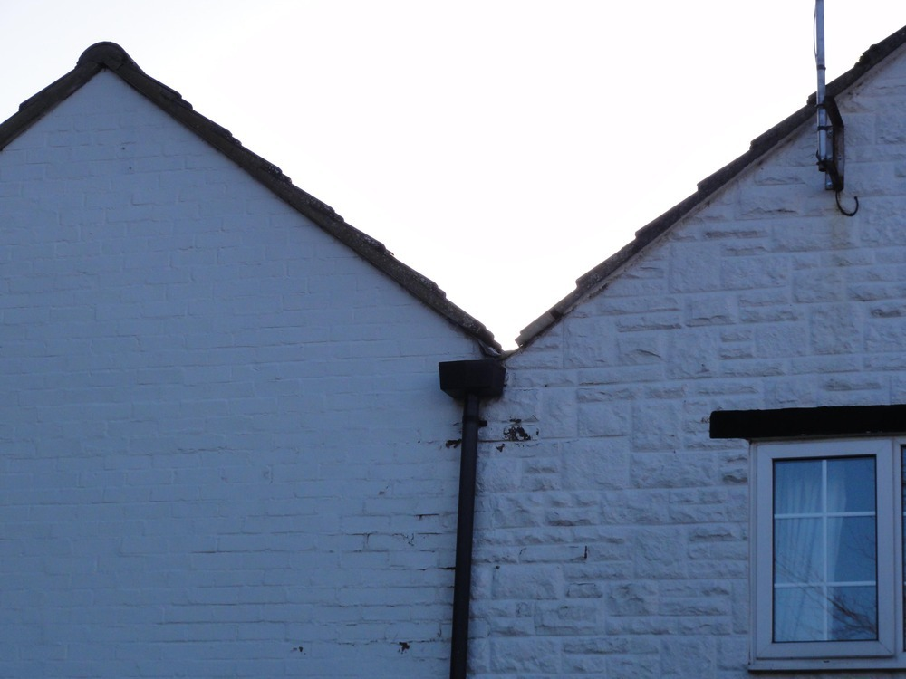 Roof gully guttering and downpipes  Roofing Pitched job in Swindon Wiltshire  MyBuilder