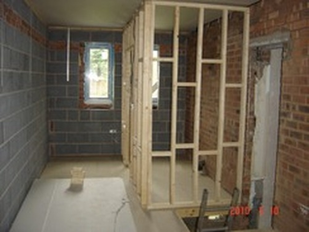 Garage Conversion To Bedroom And Bathroom Ck Installations: 99% Feedback, Plumber, Bathroom Fitter