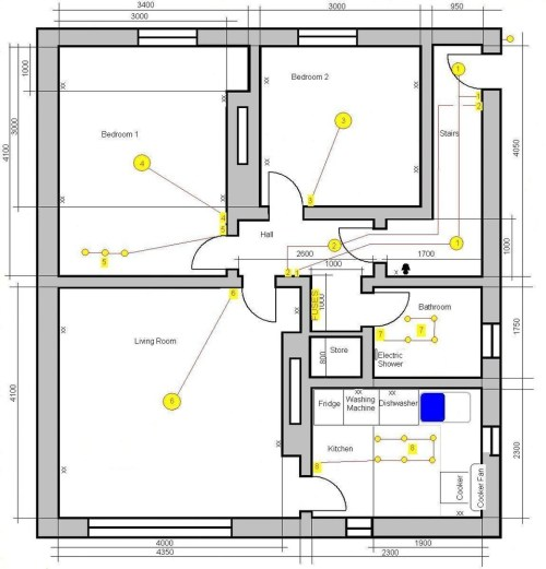 small resolution of 1 bedroom for house wiring diagrams wiring diagram perfomance 1 bedroom for house wiring diagrams