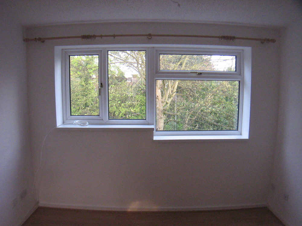 Installation of Trickle Vents to uPVC Windows  Windows