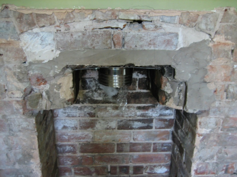 Chimney Breast Repair Lintel Installation Chimneys