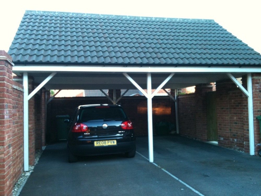 Convert Carport To Garage Garages Amp Sheds Job In Reading