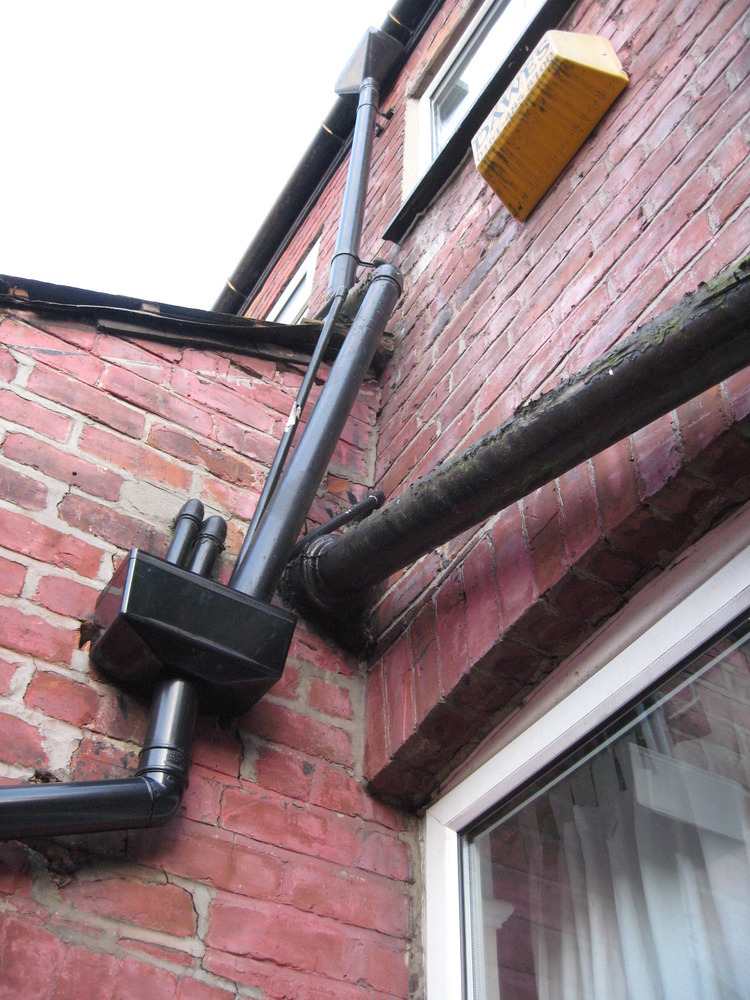 Replace cast iron soil stack  Plumbing job in Stockport Cheshire  MyBuilder